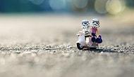 23 Harika Örnekle Minyatür Star Wars Karakterlerinin Eğlenceli Hayatı