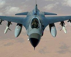 Yunanistan'a Ait F-16 Uçaklarından 5 Kez Taciz!