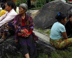 'Birmanya Askerleri Kız Ve Kadınlara Tecavüz Ediyor'