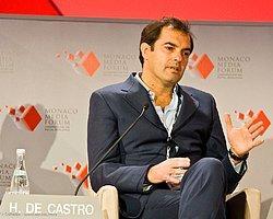 Yahoo COO'su Henrique De Castro Görevinden Ayrıldı