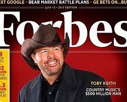 Forbes 2014'Ün En Etkili Ünlülerini Belirledi. Listeye Hangi Türk Asıllı İsim Girdi?
