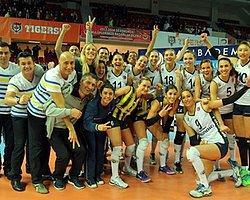 Fenerbahçe Avantaj Yakaladı: 0-3