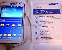 Samsung Galaxy Grand 2 Satışa Sunuldu