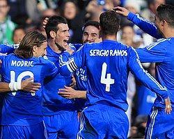 Real Madrid Gol Yağdırdı: 0-5