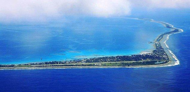 Pasifik'te küçük bir ada ülke olan Tuvalı her yıl hiçbir şey yapmadan 4 Milyon Dolar Kazanıyor!