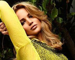 Jennifer Lawrence: 'Koltuk Altım Vajinaya Benziyor'