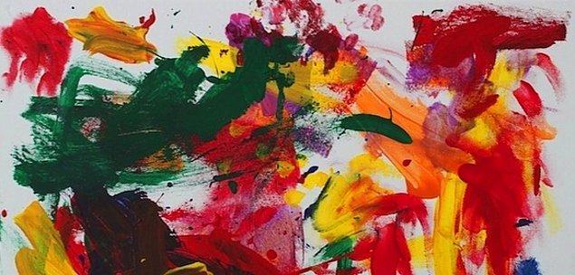 8. Modern Sanat mı, Çocuk Resmi mi?