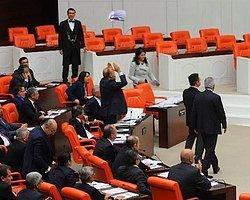 Meclis'te HSYK Gerginliği