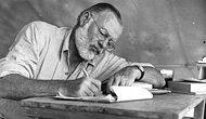 Hemingway'in Genç Bir Yazara Önerdiği 16 Kitap