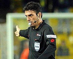 Trabzonspor-Beşiktaş Maçının Hakemi Yunus Yıldırım