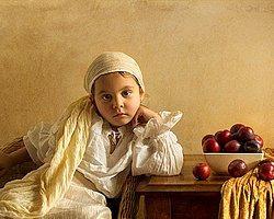 Bill Gekas Ve Kızından Tablo Gibi Fotoğraflar