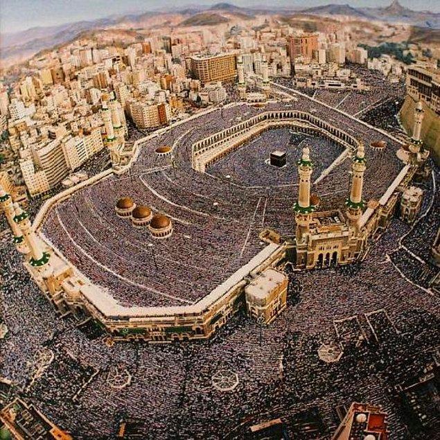 1. Mescid-i Haram