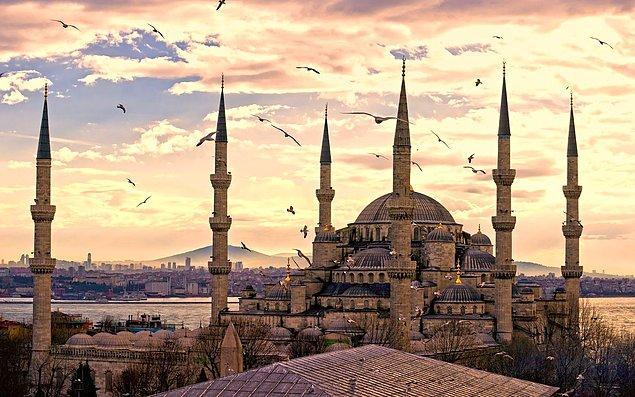 11. Sultan Ahmet Camii