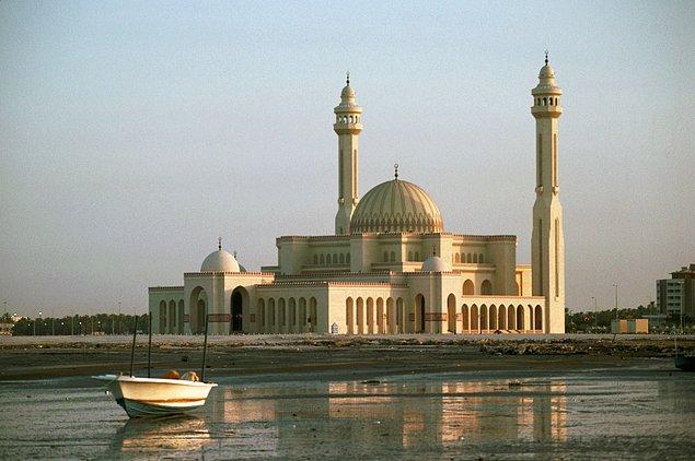 20. El Fateh Camii