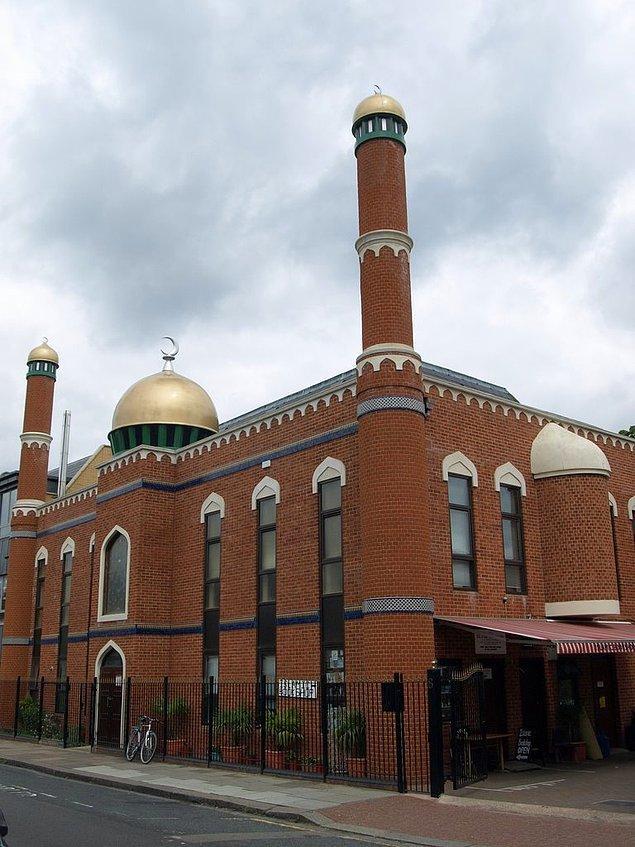 23. Al-Muzzammil Camii