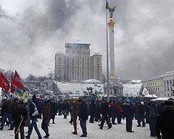 Ukrayna'da Bakanlar Kurulu Toma Kullanımına İzin Verdi