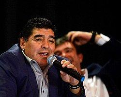 Maradona Uyuşturucu Kullandı
