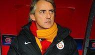 """Mancini: """"Bugün İyi Oynamadık"""""""