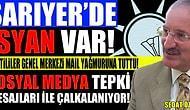 AK Parti Sarıyer'de üyeler isyan bayrağını çekti!