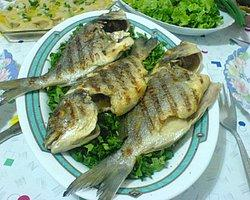 Çipura Balığı Tarifi