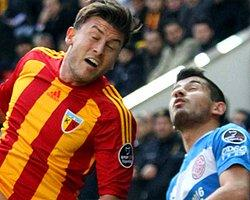 Kayserispor'da Sefa Yılmaz'ın Ayağı Kırıldı!