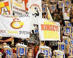 Galatasaraylı Taraftarlar Gözaltında