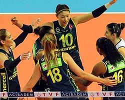 Fenerbahçe Vakıfbank'ın Dev Serisini Bitirdi