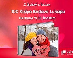 Sevgililer Günü'nde Aşkınızı Lukapu ile Anlatın