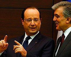 """Hollande: """"O Kanunu Uygulamak Gerek"""""""