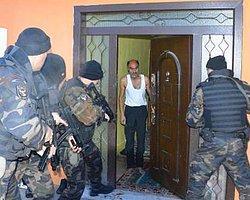 600 Polisle Konya'da Şok Baskın