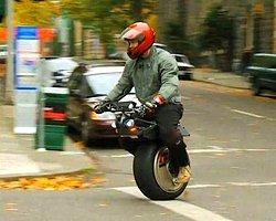 Tek Tekerlekli Motosiklet RYNO