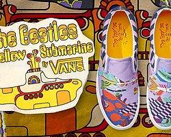 The Beatles Artık Ayaklarda