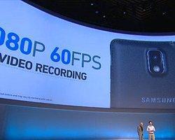 4K Ekran Samsung Akıllı Telefonlara Hazır Olun