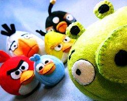 Angry Birds'ün Sitesi Hacklendi