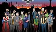 Türk Dizi Karakterleri Çizgi Roman Olsalardı