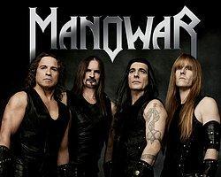 Manowar ve Megadeth Türkiye Konseri