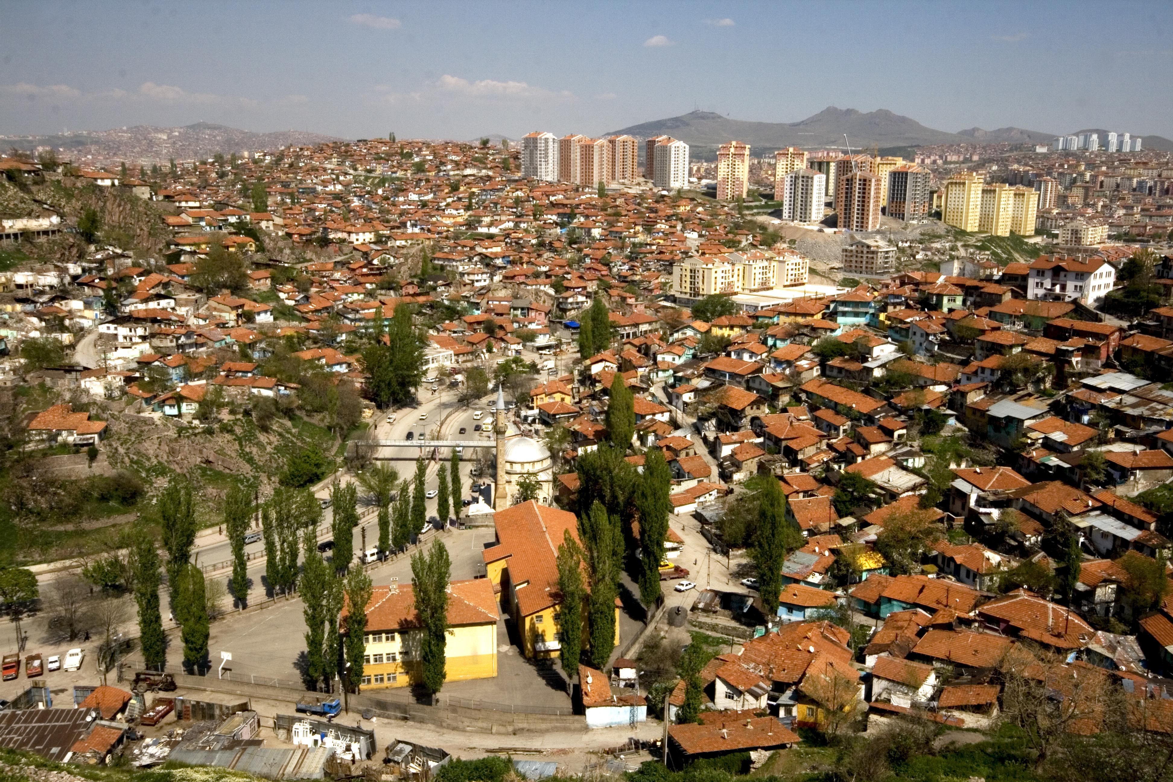Ankaranın Ilçe Ve Semt Isimleri Nereden Geliyor Onediocom