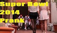 Hayrettin'den Amerika'da Super Bowl Şakası