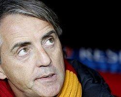 Mancini 'Yok Artık' Dedirtti!