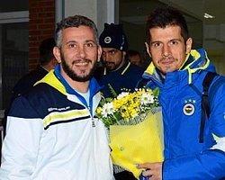 Fenerbahçe Kafilesi Eskişehir'de