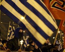 Atina'da Altın Şafak'ın Kardak Mitinginden Sonra Çatışma