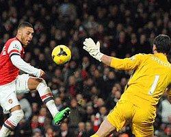 Arsenal Evinde Zorlanmadı