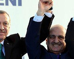 Erdoğan Bayraktar İstifadan Vaz Geçti