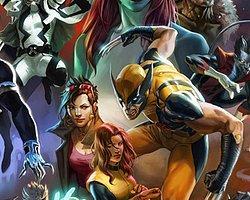 X-Men Karakterleri Ortaçağ'da Yaşasaydı