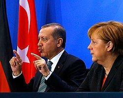 Erdoğan ve Merkel Basının Sorularını Cevapladı