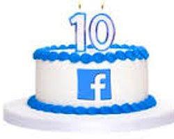 Facebook'tan 10.Yıl Hediyesi