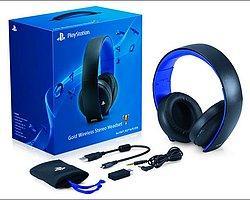 Yeni Nesil Playstation İçin Kablosuz Kulaklık