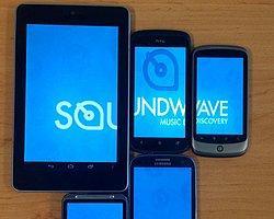 Müzik Keşif Uygulaması Soundwave, İlk Altı Ayında Türkiye'de 40 Bin Kez İndirildi