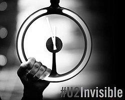 U2'dan Yeni Şarkı: Invisible