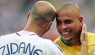 Ronaldo ve Zidane'dan Hakan Şükür'e Davet